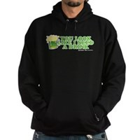 St Patrick's You Look Like I Need A Drink Hoodie (