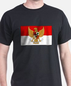 indonesia flag T-Shirt