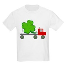 st patricks day delivery for black T-Shirt
