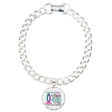 Means World To Me 1 Thyroid Cancer Shirts Bracelet