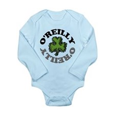 O'Reilly Long Sleeve Infant Bodysuit