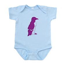 Cute Penguin Infant Bodysuit