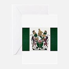 Rhodesia Flag Greeting Cards (Pk of 10)