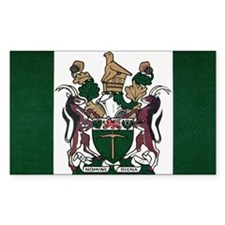 Rhodesia Flag Decal