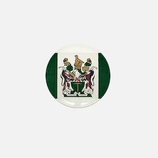 Rhodesia Flag Mini Button