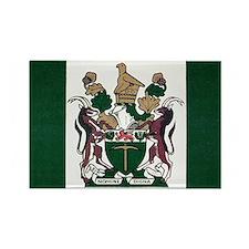 Rhodesia Flag Rectangle Magnet