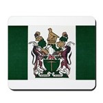 Rhodesia Flag Mousepad