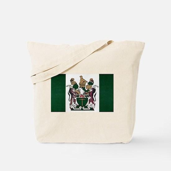 Rhodesia Flag Tote Bag