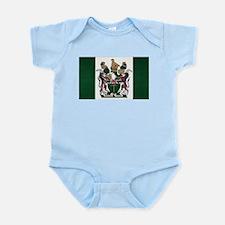 Rhodesia Flag Infant Bodysuit