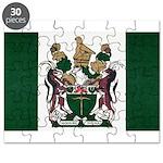 Rhodesia Flag Puzzle