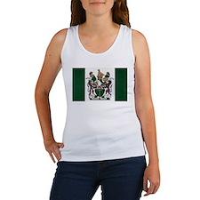 Rhodesia Flag Women's Tank Top