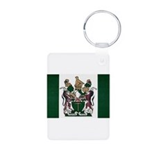 Rhodesia Flag Keychains