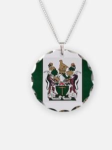 Rhodesia Flag Necklace