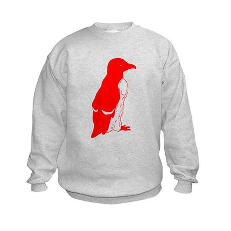 Cute Penguin Kids Sweatshirt