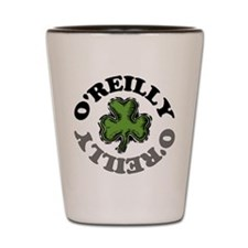 O'Reilly Shot Glass