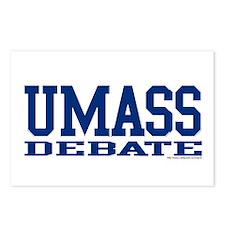 UMass Debate Postcards (Package of 8)
