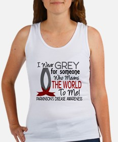 Means World To Me 1 Parkinson's Disease Shirts Wom