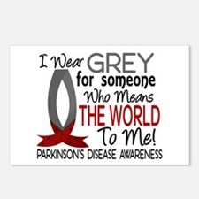 Means World To Me 1 Parkinson's Disease Shirts Pos
