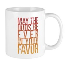 May The Odds Small Mug
