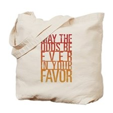 May The Odds Tote Bag