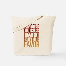 May The Odds Tote Bag