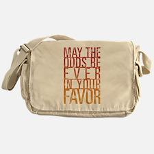 May The Odds Messenger Bag