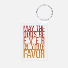 May The Odds Keychains