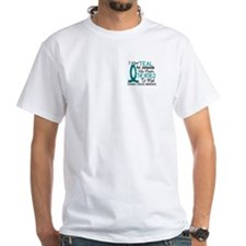 Means World To Me 1 Ovarian Cancer Shirts Shirt