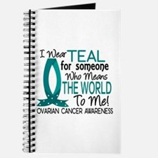 Means World To Me 1 Ovarian Cancer Shirts Journal