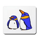 Cute Penguins Cartoon Mousepad