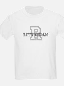 Letter R: Rotterdam Kids T-Shirt