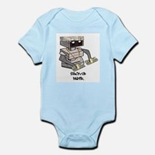 Funny Nes Infant Bodysuit