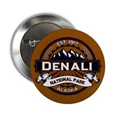 "Denali Vibrant 2.25"" Button"