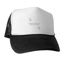Unique Madison Trucker Hat