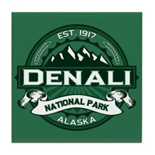 Denali Forest Tile Coaster