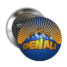 "Denali Natl Park 2.25"" Button"