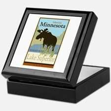 Travel Minnesota Keepsake Box