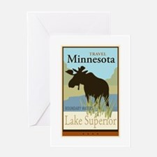Travel Minnesota Greeting Card