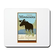 Travel Minnesota Mousepad
