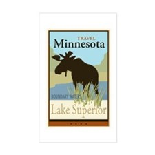 Travel Minnesota Decal