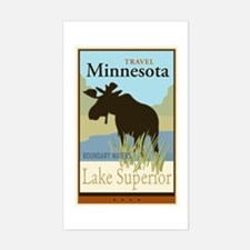 Travel Minnesota Sticker (Rectangle)