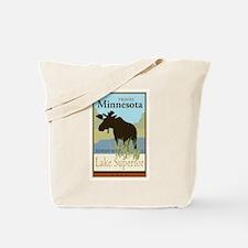 Travel Minnesota Tote Bag