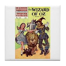The Wizard of Oz Tile Coaster