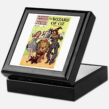 The Wizard of Oz Keepsake Box