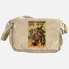 The Wizard of Oz Messenger Bag