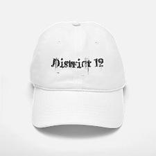 District 12 Baseball Baseball Cap