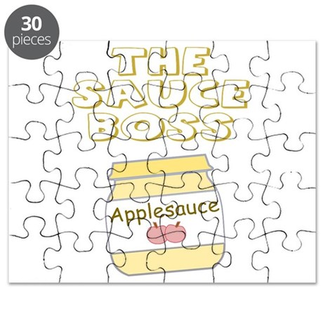 The Sauce Boss Puzzle