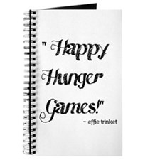 Happy Hunger Games Journal