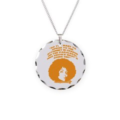 Paralegal In Charge [Groovy E Necklace