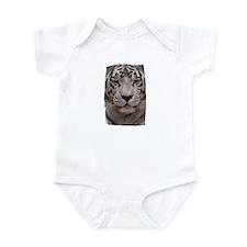 White Tiger 4 Infant Bodysuit